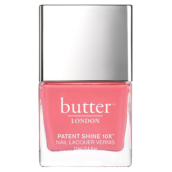 Coming Up Roses Patent Shine 10X Nail Lacquer