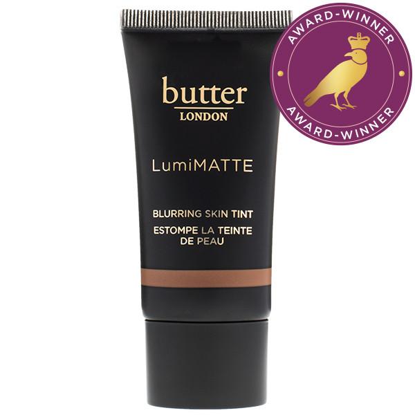 LumiMatte Blurring Skin Tint in Deep