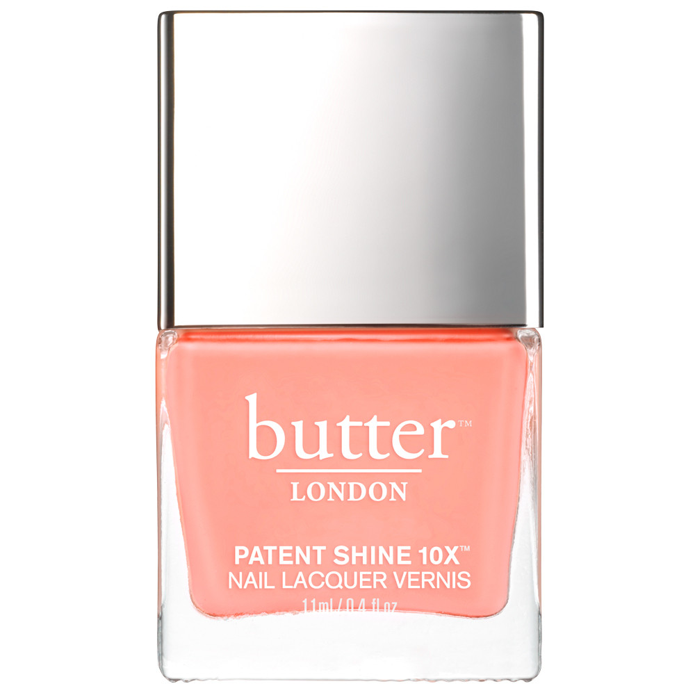 Hottie Tottie Patent Shine 10X Nail Lacquer
